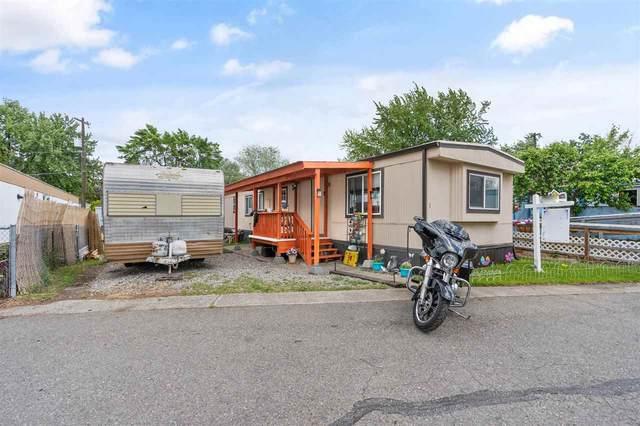 11920 E Mansfield Ave #84, Spokane, WA 99206 (#202012960) :: The Hardie Group
