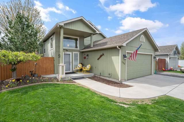 124 S Corbin Ln, Spokane Valley, WA 99217 (#202013207) :: The Spokane Home Guy Group