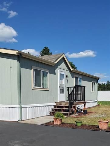 407 E H St #10, Deer Park, WA 99006 (#202014505) :: Northwest Professional Real Estate