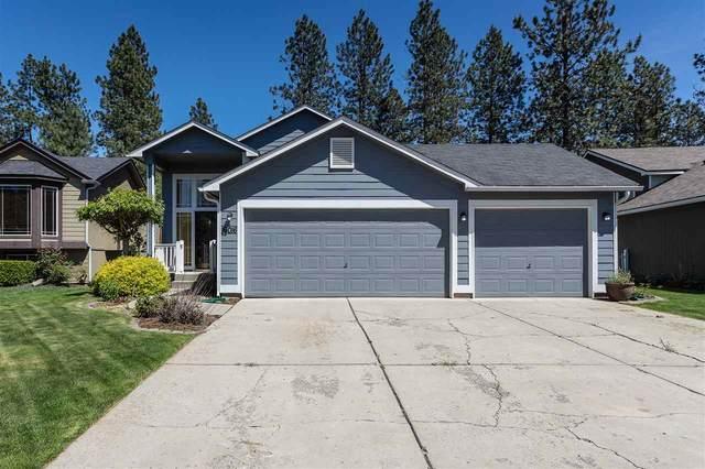 16016 N Franklin St, Spokane, WA 99208 (#202016174) :: The Hardie Group