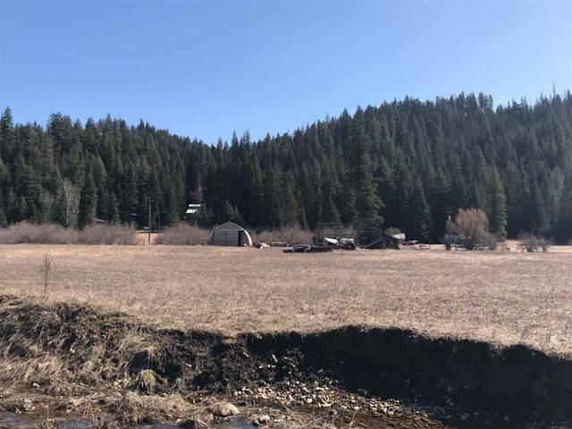 1317 S Wolf Lodge Creek Rd, Coeur d Alene, ID 83814 (#202016250) :: The Synergy Group