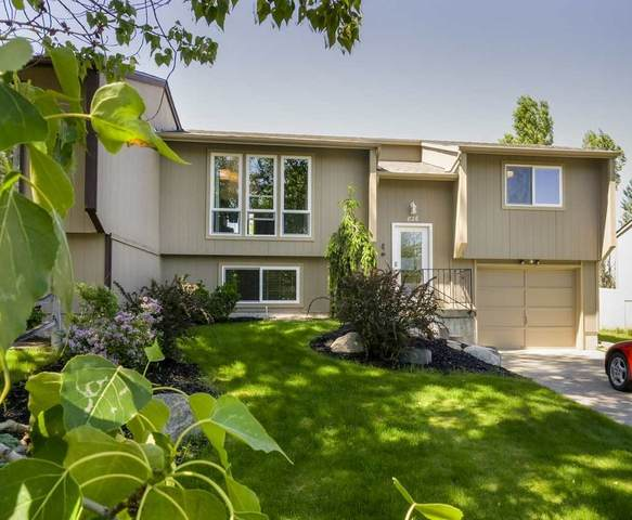 826 S Calvin Rd, Spokane Valley, WA 99037 (#202016406) :: Top Spokane Real Estate