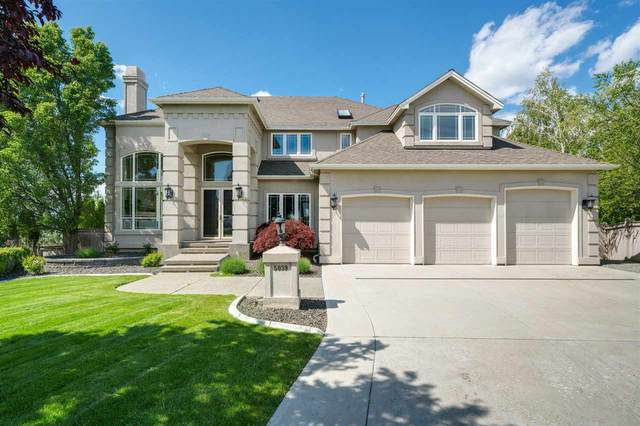 5039 S Hillcrest Ln, Veradale, WA 99037 (#202016797) :: The Synergy Group