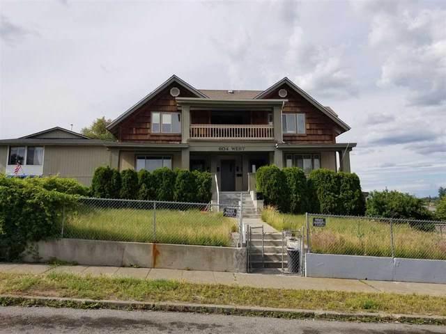 604 W Augusta Ave, Spokane, WA 99205 (#202017437) :: Chapman Real Estate