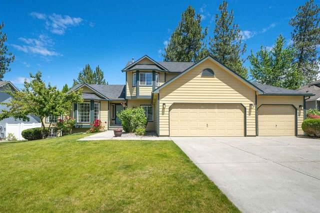 1113 E Barley Brae Ct, Spokane, WA 99208 (#202017825) :: The Spokane Home Guy Group