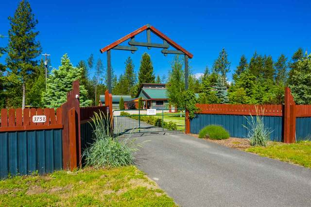 3758 S Hwy 395 Hwy, Loon Lake, WA 99148 (#202017935) :: The Synergy Group