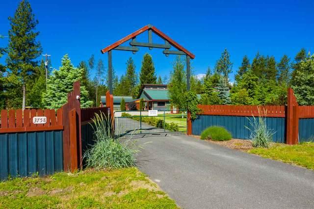 3758 S Hwy 395 Hwy, Loon Lake, WA 99148 (#202017935) :: The Spokane Home Guy Group