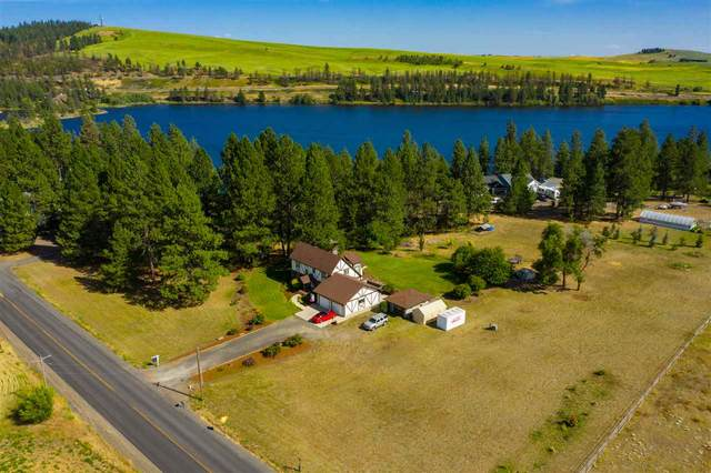 15915 W Silver Lake Rd, Medical Lake, WA 99022 (#202018180) :: The Hardie Group