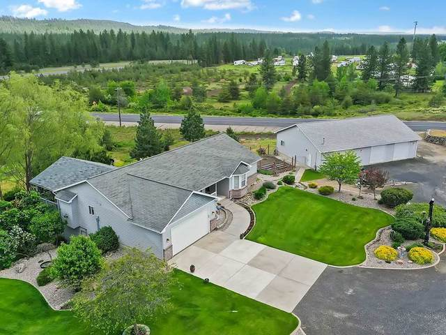 27208 N Cottonwood Rd, Chattaroy, WA 99003 (#202018360) :: Prime Real Estate Group