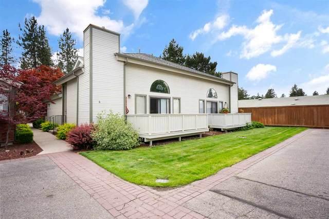 1218 E 30th Ave #5, Spokane, WA 99203 (#202018565) :: Northwest Professional Real Estate