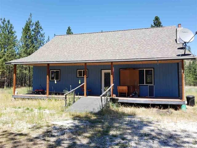 7539 Hwy 291 Hwy, Ford, WA 99013 (#202019441) :: Top Spokane Real Estate