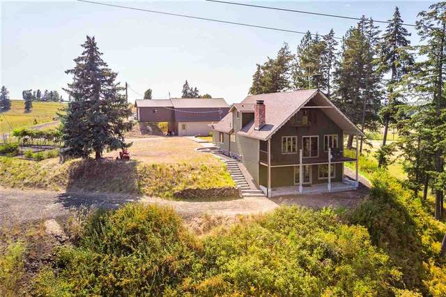12122 E Day Mount Spokane Rd, Mead, WA 99021 (#202019581) :: Top Agent Team