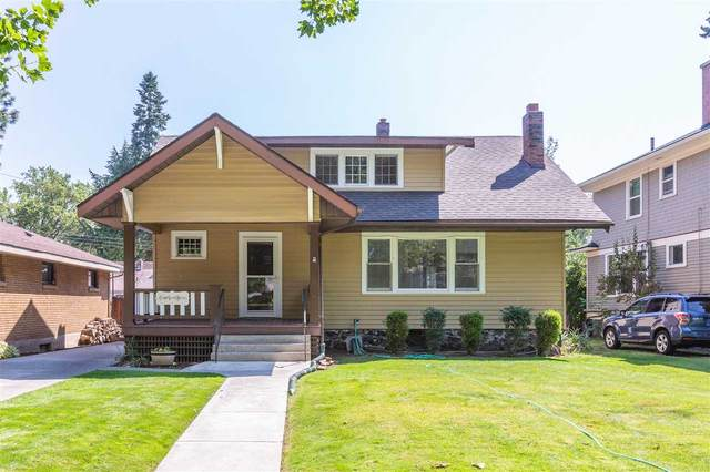 609 W 17th Ave, Spokane, WA 99203 (#202019685) :: Prime Real Estate Group