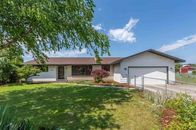 5401 N Drury Rd, Otis Orchards, WA 99027 (#202019753) :: Prime Real Estate Group