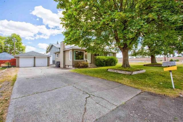 3210 N Sipple Rd, Millwood, WA 99212 (#202020216) :: Top Spokane Real Estate