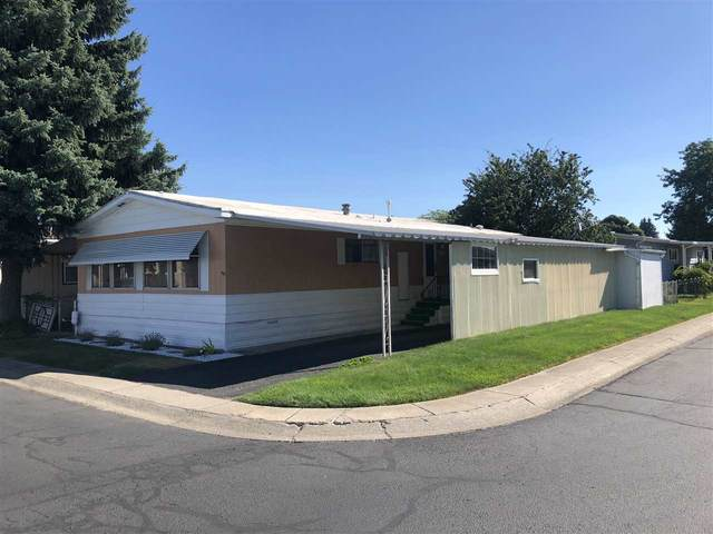1205 E Lyons Ave #154, Spokane, WA 99208 (#202020252) :: The Spokane Home Guy Group