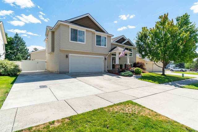 4806 N Farr Rd, Spokane, WA 99206 (#202020273) :: RMG Real Estate Network