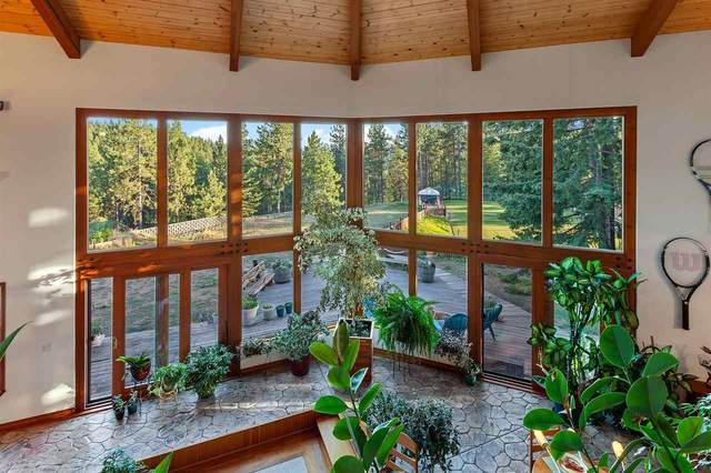 20505 E Morris Ln, Otis Orchards, WA 99027 (#202020608) :: Prime Real Estate Group