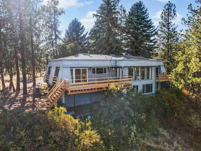 15205 S 195 Hwy, Spangle, WA 99031 (#202021460) :: The Spokane Home Guy Group