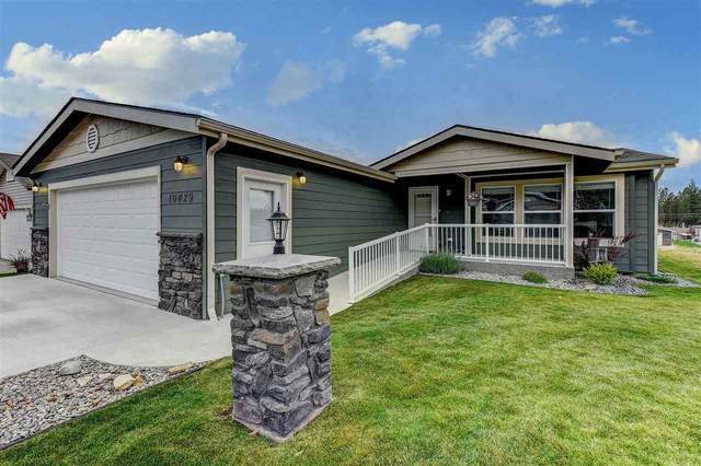 10429 N Maximilian Ln, Nine Mile Falls, WA 99026 (#202022464) :: The Synergy Group