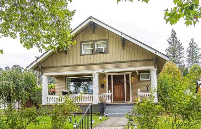 526 W Gordon Ave, Spokane, WA 99205 (#202022617) :: The Hardie Group