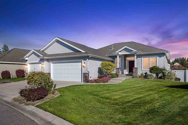 917 S Shelley Lake Ln, Spokane Valley, WA 99037 (#202023342) :: RMG Real Estate Network