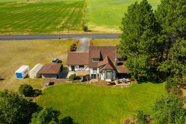 15915 W Silver Lake Rd, Medical Lake, WA 99022 (#202023382) :: The Synergy Group