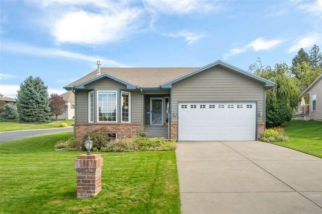 5003 S Morrill Ln, Spokane, WA 99223 (#202023461) :: Prime Real Estate Group