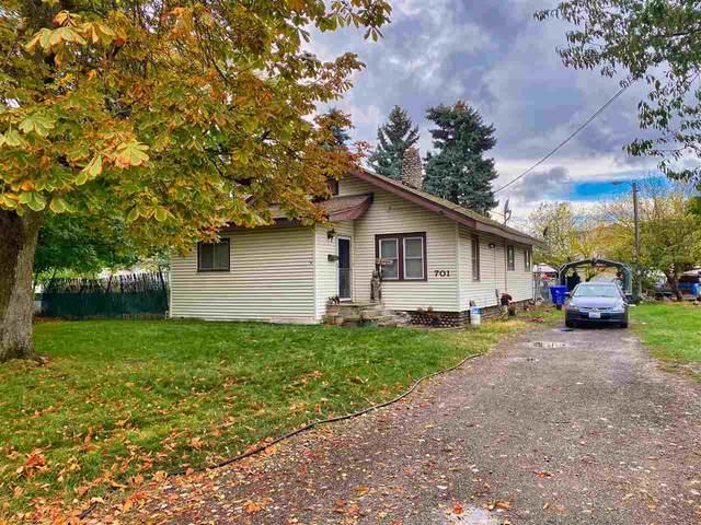 701 N Conklin Rd, Spokane Valley, WA 99037 (#202023466) :: The Spokane Home Guy Group