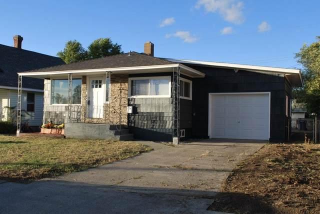 1011 E Garland Ave, Spokane, WA 99207 (#202023707) :: The Synergy Group
