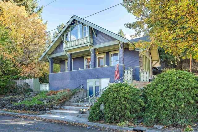 519 S Madison St, Spokane, WA 99204 (#202023823) :: Prime Real Estate Group