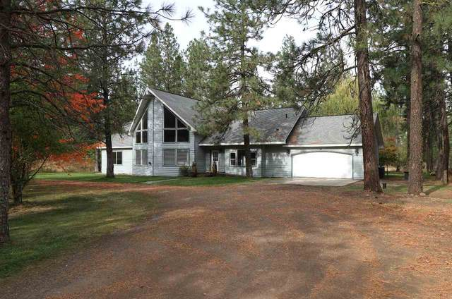 20014 W State Route 904, Cheney, WA 99004 (#202023899) :: Top Spokane Real Estate