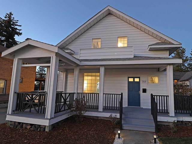 717 E 29th Ave, Spokane, WA 99203 (#202024360) :: Amazing Home Network