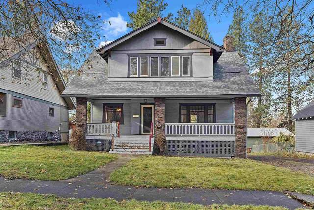 1518 S Madison St, Spokane, WA 99203 (#202025084) :: The Spokane Home Guy Group