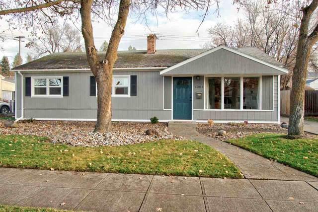 6204 N Forest Blvd, Spokane, WA 99205 (#202025236) :: The Spokane Home Guy Group