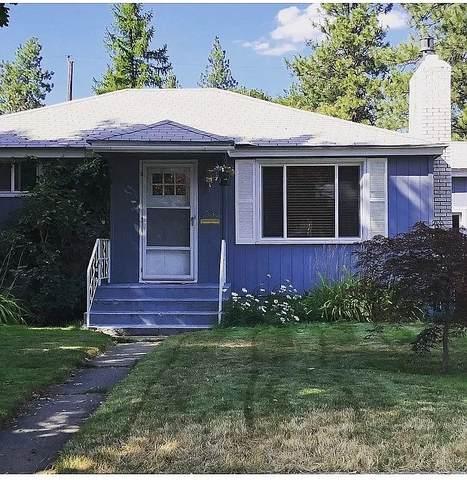 1333 E 41st St, Spokane, WA 99203 (#202110218) :: Top Spokane Real Estate