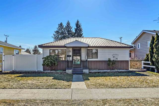 3608 E Liberty Ave, Spokane, WA 99217 (#202112086) :: Top Agent Team