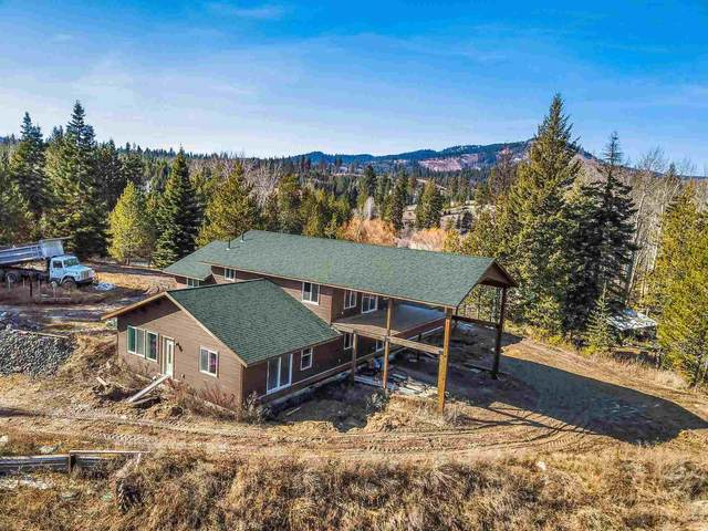 37012 N Blanchard Creek Rd, Newport, WA 99156 (#202112116) :: The Spokane Home Guy Group