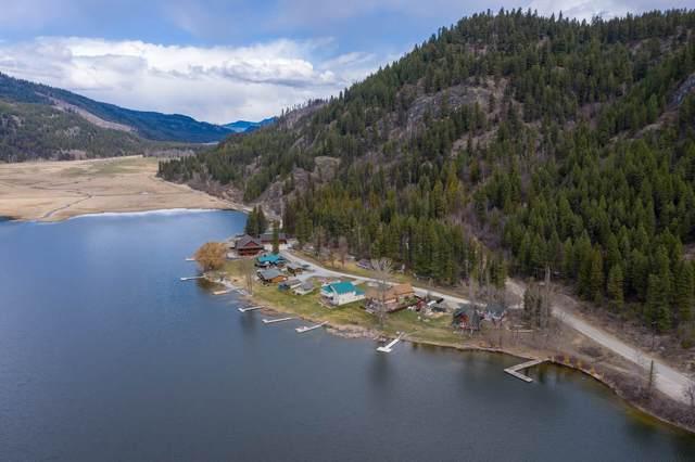 3001 S Deep Lake Boundary Rd, Colville, WA 99114 (#202113312) :: The Spokane Home Guy Group