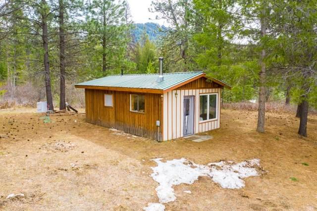 3684 Sand Creek Rd, Kettle Falls, WA 99141 (#202113546) :: The Spokane Home Guy Group