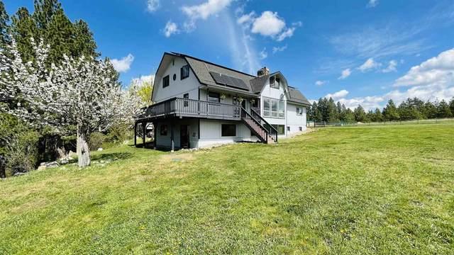4027 Linke Rd, Greenacres, WA 99016 (#202113855) :: Heart and Homes Northwest