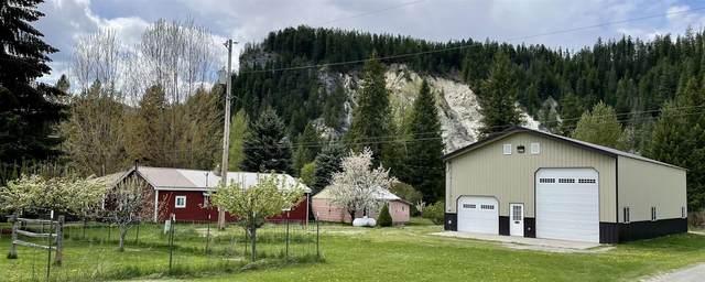 61 Hacienda Way, Metaline Falls, WA 99153 (#202114802) :: Elizabeth Boykin | Keller Williams Spokane