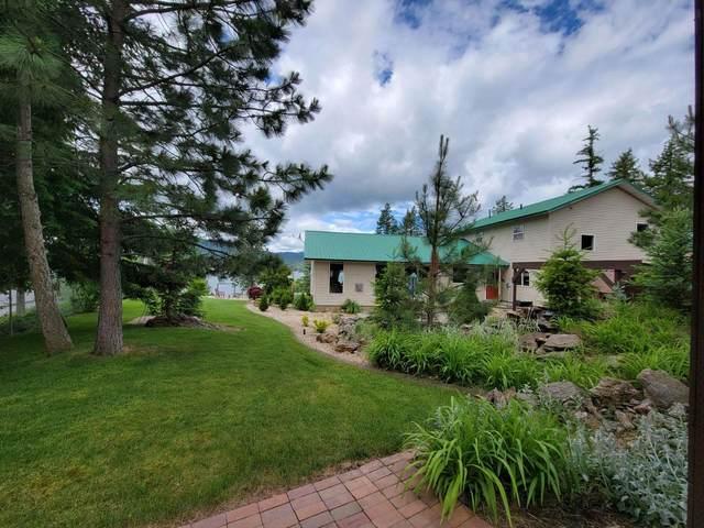 12511 N Cherokee Dr, Newman Lake, WA 99025 (#202115003) :: Freedom Real Estate Group