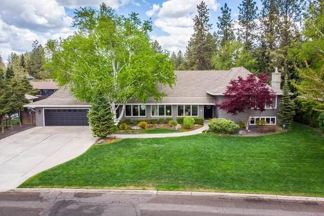 424 W High Dr, Spokane, WA 99223 (#202115321) :: Parrish Real Estate Group LLC