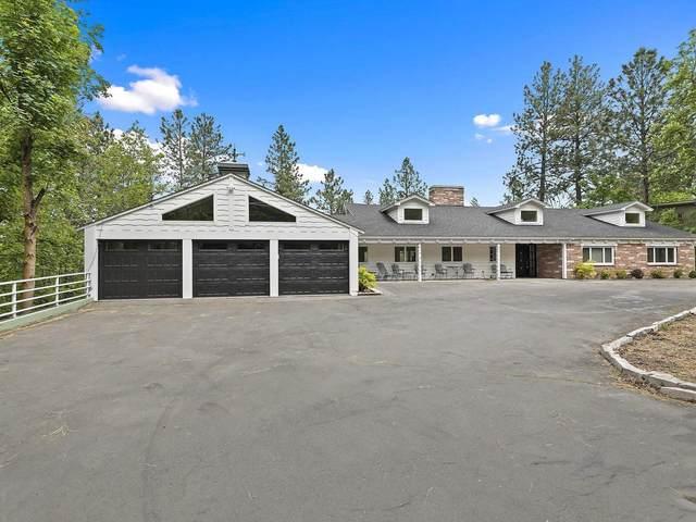 825 E Crest Rd, Spokane, WA 99203 (#202115426) :: Top Agent Team