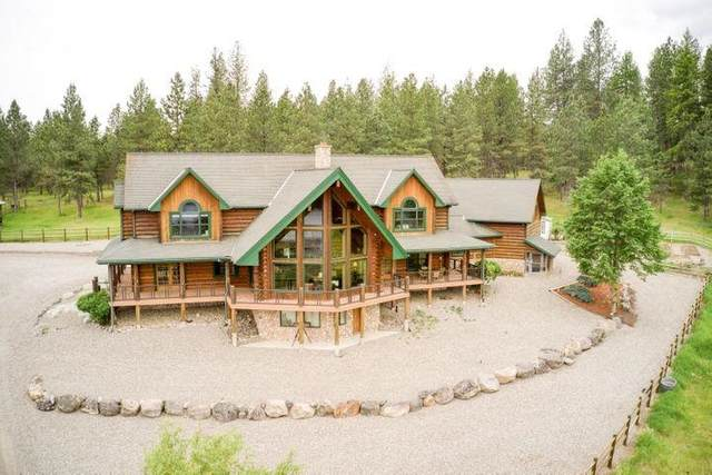 1134G Starvation Lake Rd, Colville, WA 99114 (#202116294) :: Five Star Real Estate Group