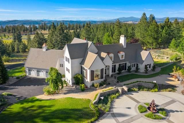 2806 S Park Rd, Spokane, WA 99212 (#202116488) :: Amazing Home Network
