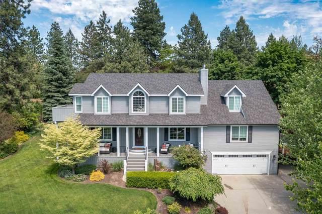 6115 S Kaniksu Ct, Spokane, WA 99206 (#202117015) :: Prime Real Estate Group