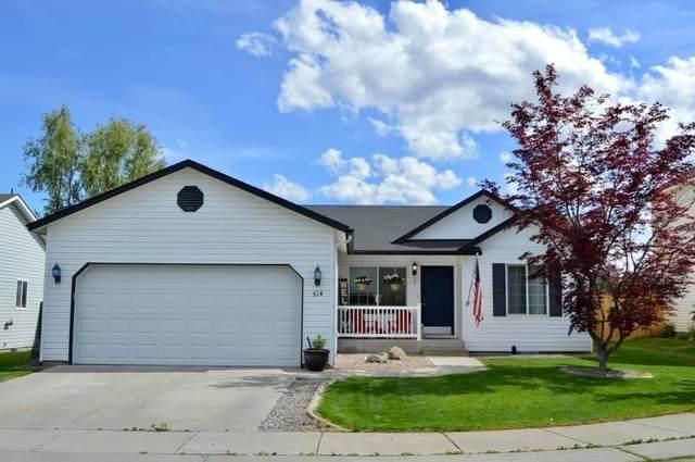 514 Cambridge St, Cheney, WA 99004 (#202117317) :: The Spokane Home Guy Group