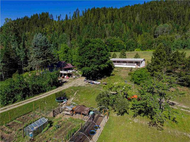 9001/9003 Highway 31 Hwy, Ione, WA 99139 (#202117550) :: Bernadette Pillar Real Estate